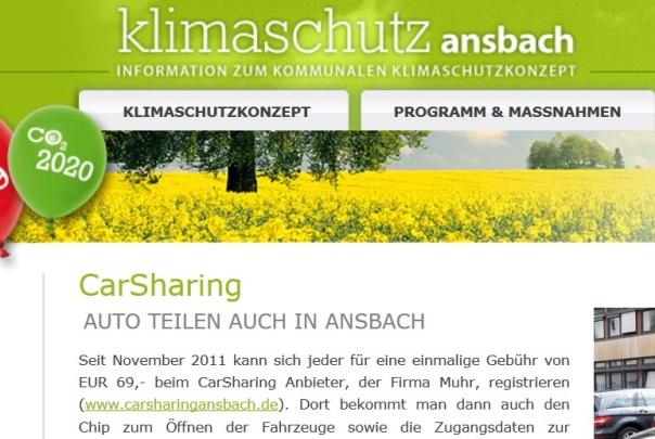 Klimaschutz-Ansbach